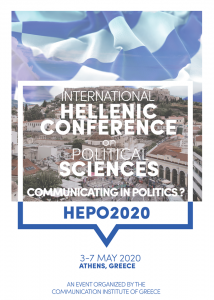 HEPO2020 Call for Papers